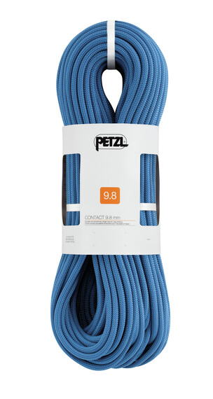 Petzl Contact Seil 9,8mm x 70m blau
